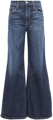 Frame Meribel High-rise Flared Jeans