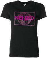 Kenzo World T-shirt - women - Cotton - XS