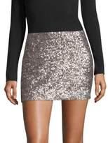 Bailey 44 Scene-Stealing Sequin Mini Skirt