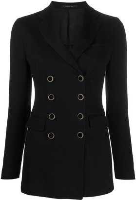 Tagliatore Jaly double-breasted blazer
