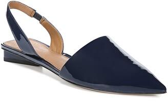 Franco Sarto Pointed Toe Slingback Flat