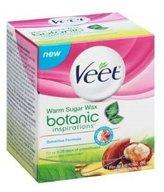 Veet Warm Sugar Wax Botanic Inspirations, 8.45 Ounce