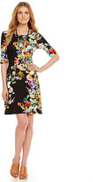Investments Elbow Sleeve Dress