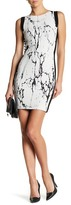 Love...Ady Printed Body Con Dress