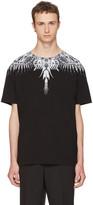 Marcelo Burlon County of Milan Black Eruek T-shirt