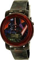 Star Wars Boy's SWCKD059 Polyurethane Quartz Fashion Watch