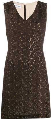 Dolce & Gabbana Pre-Owned 1990s lace A-line dress