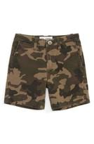 DL1961 Boy's Jacob Camo Shorts