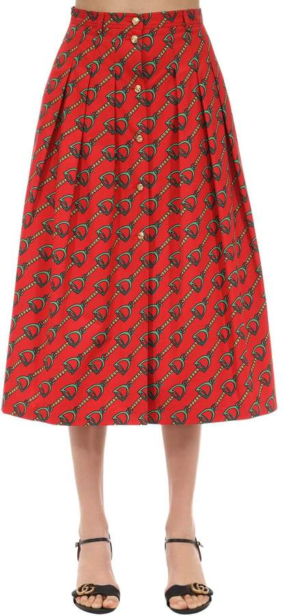 d722b708c3 Gucci Mid Length Skirts - ShopStyle