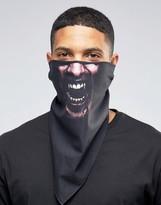 Asos Bandana with Vampire Mouth