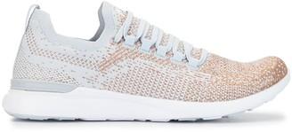 APL Athletic Propulsion Labs Techloom Breeze metallic detail sneakers