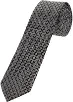 Oxford Silk Tie Mosaic