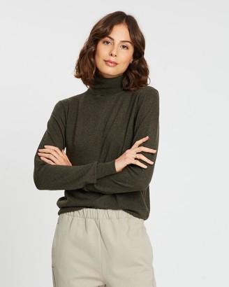 Jac + Jack Marlu Roll Neck Sweater