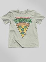 Junk Food Clothing Toddler Boys Ninja Turtles Pizza Tee-fgygr-2t