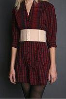 Urban Outfitters Deena & Ozzy Zipper Corset Belt