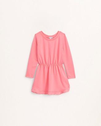 Splendid Little Girl Long Sleeve Dress
