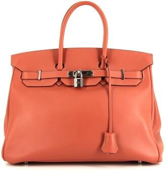 Hermes pre-owned Birkin 35 tote bag