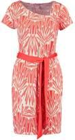Anna Field Summer dress orange/beige