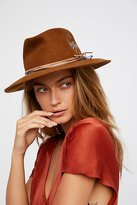 Visionary Embroidered Felt Hat by Van Palma at Free People