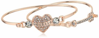 GUESS Women's Tension Bracelet Duo