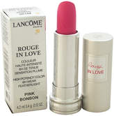 Lancôme 0.12Oz #361M Pink Bonbon Rouge In Love High Potency Color Lipstick