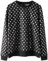 Goodnight Macaroon 'Marie' Star Pattern Loungewear (2 Colors)