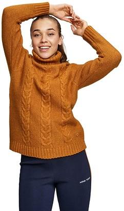 KARI TRAA Lid Knit (Hazel) Women's Clothing