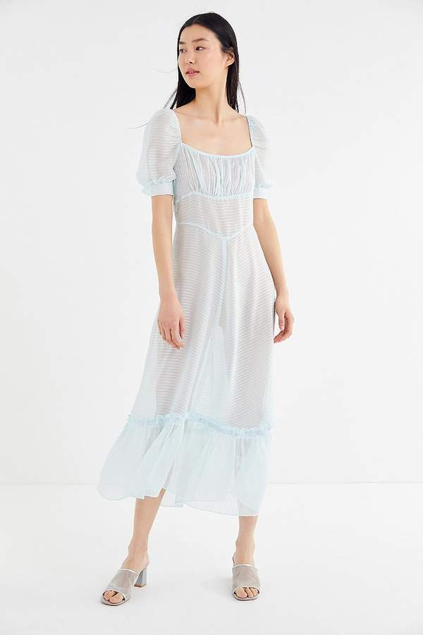 550e66ca9b3 Urban Outfitters Ruffled Dresses - ShopStyle