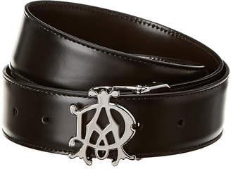 Dunhill Adjustable Leather Belt