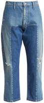 Tre By Natalie Ratabesi The Roma Straight-Leg Jeans