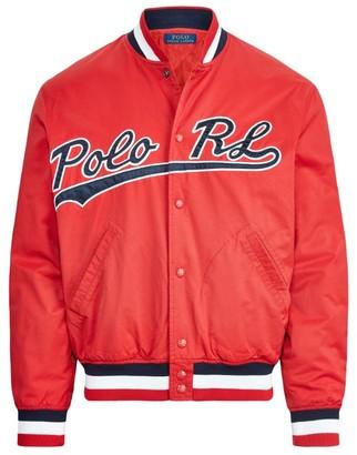 Ralph Lauren Varsity Bomber Jacket
