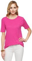 Juicy Couture Essential Knit Tee