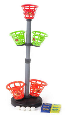 BA&SH Sport Squad Basket Bash Bean Bag Toss Game