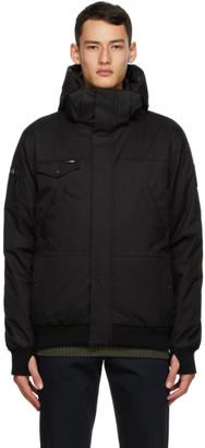 Nobis Black Down Stanford Jacket
