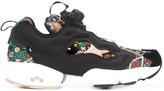 Reebok Instapump Fury GT sneakers - women - Suede/Acrylic/Nylon/rubber - 9.5