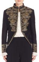 St. John Embellished Jacket