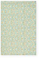 Ralph Lauren Floral Crinkled Silk Scarf