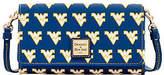 Dooney & Bourke NCAA West Virginia Daphne Crossbody Wallet Shoulder Bag