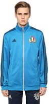 adidas Italy Rugby Team Zip-Up Track Jacket
