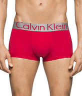 Calvin Klein Steel Microfiber Low Rise Trunk Underwear - Men's