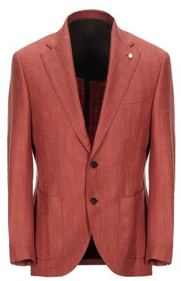 LUIGI BIANCHI ROUGH Suit jacket