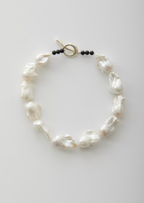 Sophie Buhai Large Baroque Pearl Collar