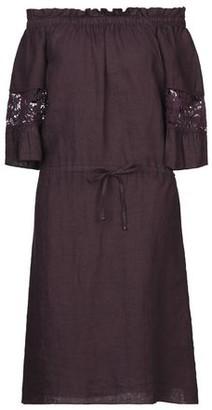 PAOLA PRATA Knee-length dress