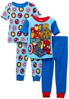 AME Marvel Superheroes Cotton PJs - Set of 2 (Toddler Boys)
