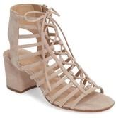 Pour La Victoire Women's 'Amabelle' Lace-Up Sandal