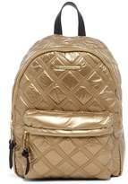 Steve Madden Nyla Triple Stitch Sateen Backpack