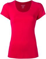 Majestic Filatures scoop neck T-shirt - women - Spandex/Elastane/Viscose - II