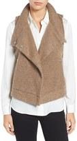 BB Dakota Women's Elms Brushed Rib Knit Vest