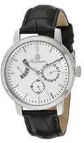 Burgmeister Women's BM218-112 Analog Display Quartz Black Watch