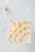 Anthropologie Layered Geo Ornament